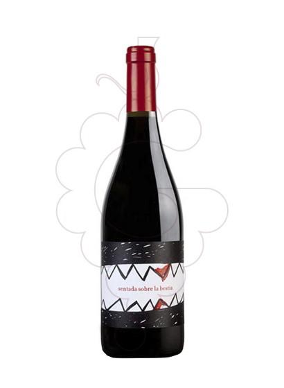 Foto Sentada Sobre la Bestia vi negre