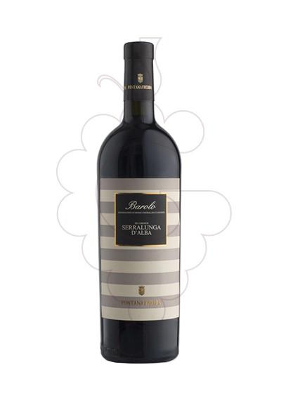 Foto Fontanafredda Serralunga d'Alba Barolo vi negre