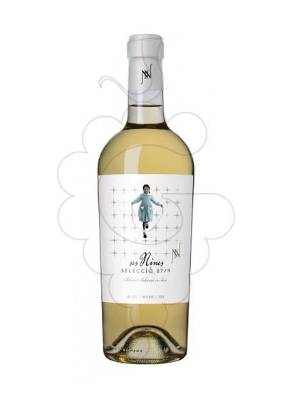 Foto Ses Nines Blanc vi blanc