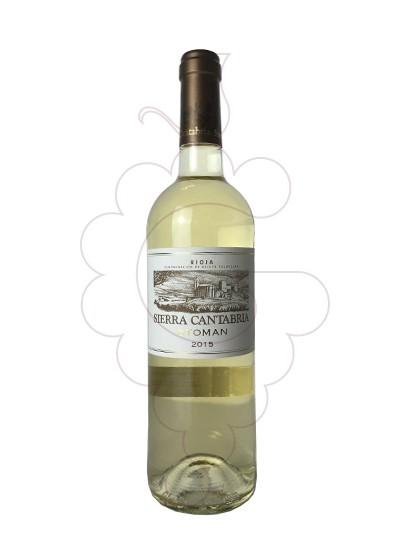 Foto Sierra Cantabria Otoman vi blanc