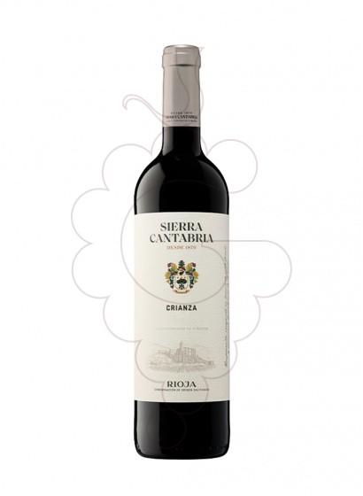 Foto Sierra Cantabria Crianza vi negre