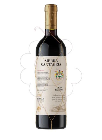 Foto Sierra Cantabria Gran Reserva vi negre
