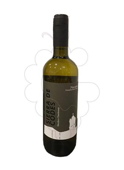 Foto Sierra de Codes vi blanc