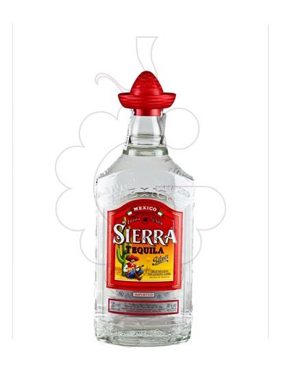 Foto Tequila Sierra Silver