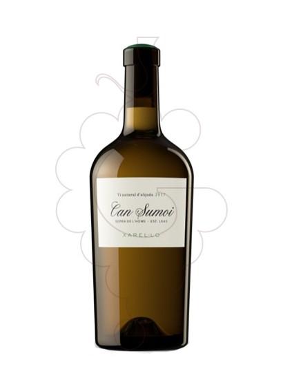 Foto Can Sumoi Xarel·lo vi blanc