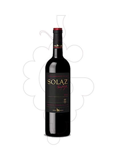 Foto Solaz Coupage vi negre