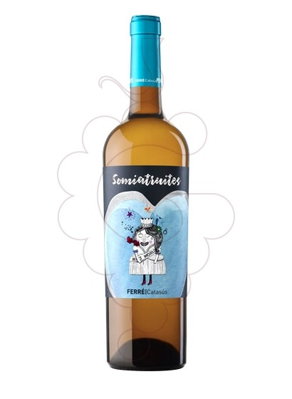 Foto Somiatruites  vi blanc