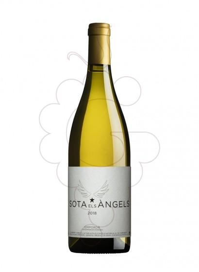 Foto Sota els Angels Blanc vi blanc