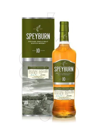 Foto Whisky Speyburn 10 Anys