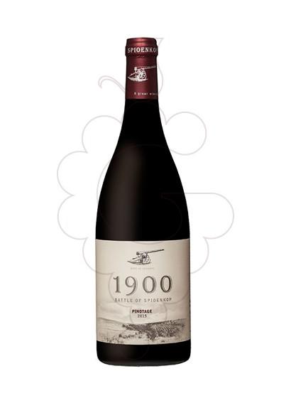 Foto Spioenkop 1900 Pinotage vi negre