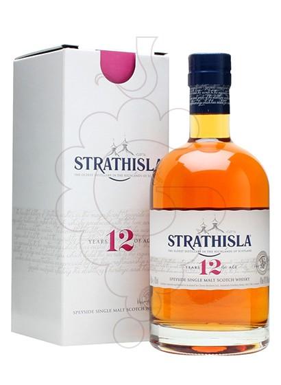 Foto Whisky Strathisla 12 Anys