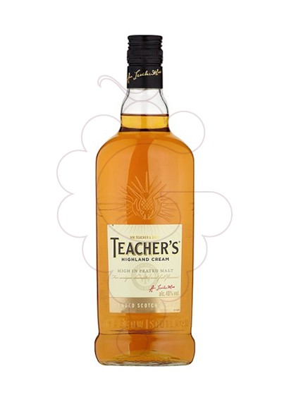 Foto Whisky Teacher's