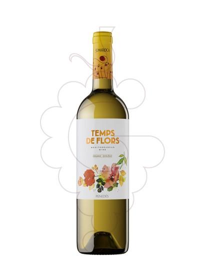 Foto Temps de Flors Blanc vi blanc