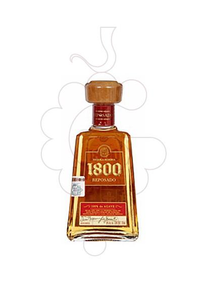 Foto Tequila 1800 Reposado
