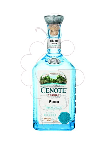 Foto Tequila Tequila cenote blanc 70 cl