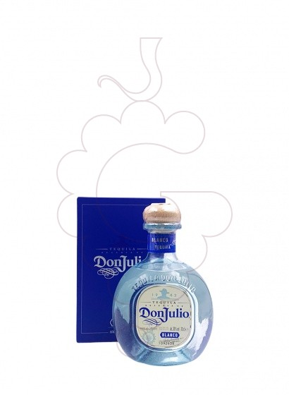 Foto Tequila Don Julio Blanco