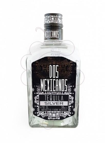 Foto Tequila Dos Mexicanos Silver