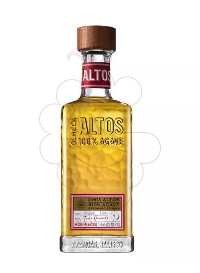 Foto Tequila Olmeca Altos Reposado