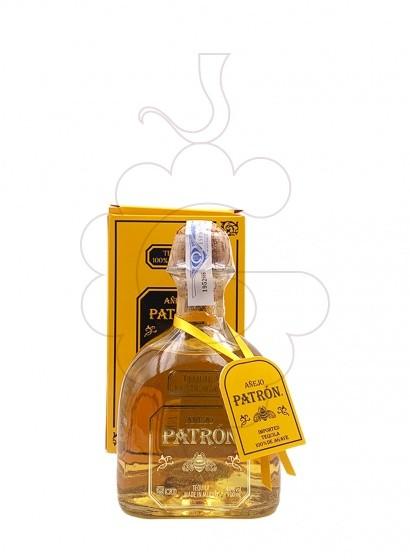 Foto Tequila Patrón Añejo