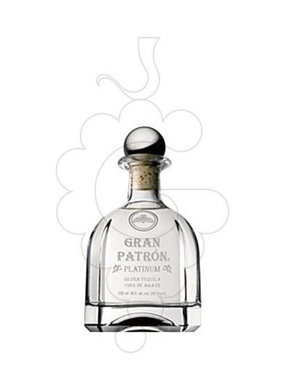 Foto Tequila Gran Patrón Platinum