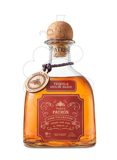 Foto Tequila Patrón Sherry Cask Añejo
