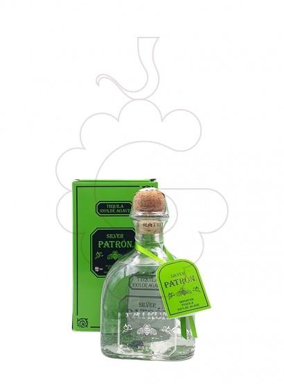 Foto Tequila Patrón Silver