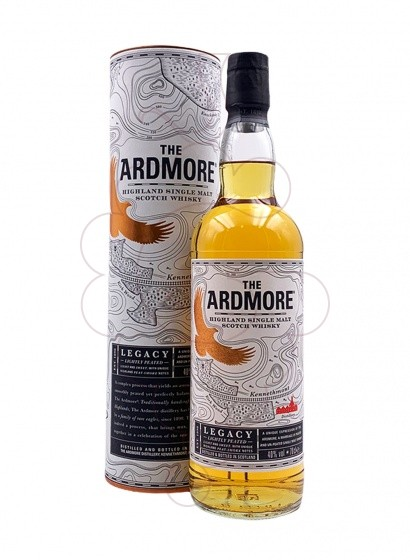 Foto Whisky Ardmore Legacy