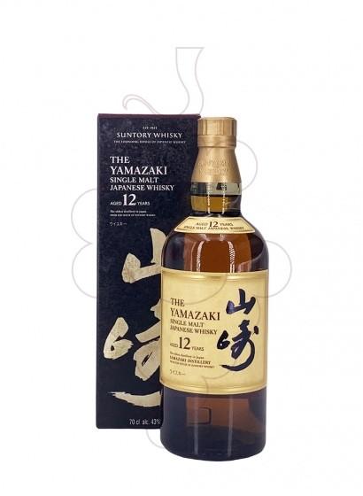 Foto Whisky The Yamazaki 12 Anys