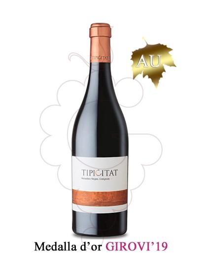 Foto Tipicitat  vi negre