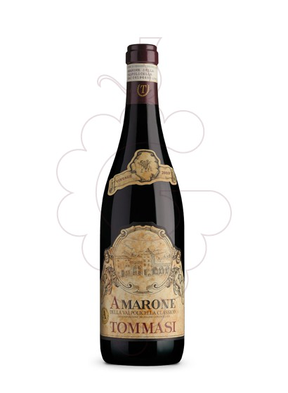 Foto Tommasi Amarone della Valpolicella Classico vi negre