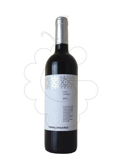 Foto Torrelongares Crianza vi negre