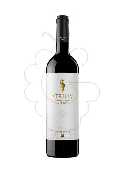 Foto Torres Atrium Merlot vi negre