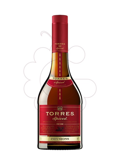 Foto Licor Torres Spiced Infusions