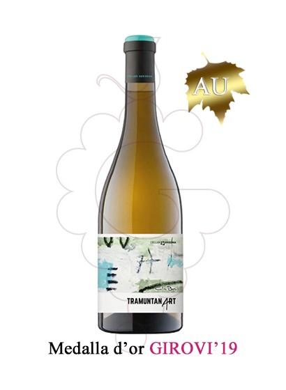 Foto Tramuntanart Blanc vi blanc