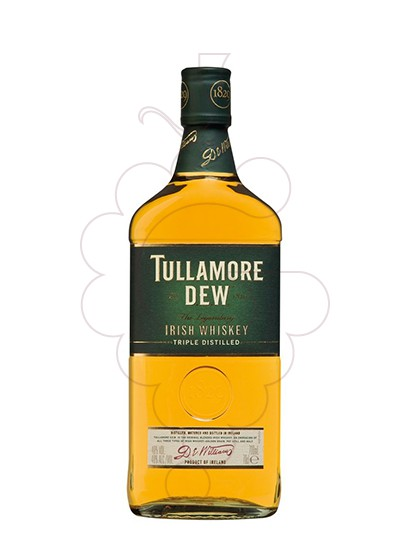 Foto Whisky Tullamore Dew