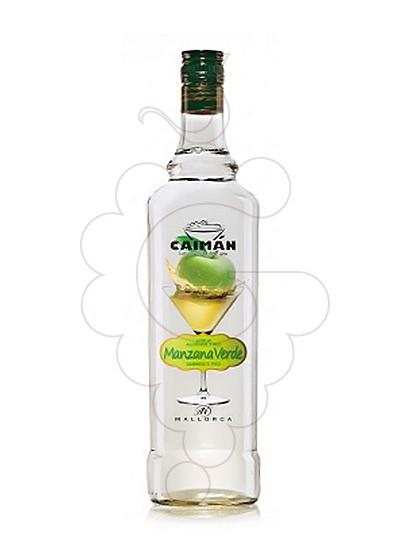 Foto Schnapp sense alcohol Tunel Manzana Verde (s/alcohol)