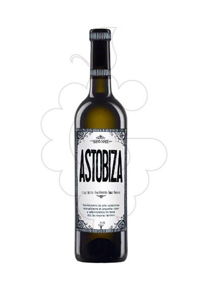 Foto Txakoli Astobiza vi blanc