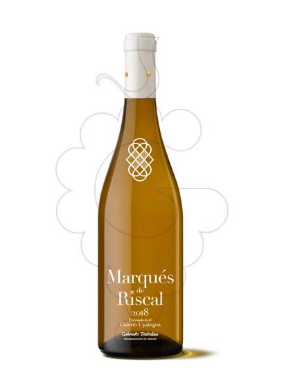 Foto Marques de Riscal Txakolina  vi blanc