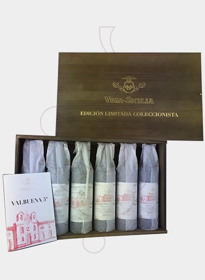Foto Caixes regal Viña Valbuena Pack Limited Edition 6 u