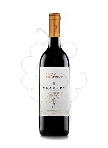 Foto Valduero I Una Cepa vi negre