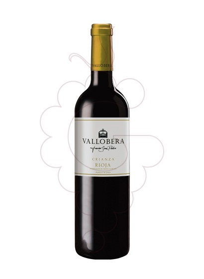 Foto Vallobera Crianza Jeroboam vi negre