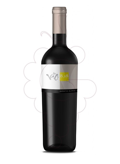 Foto Olivardots Vd'O 8 Garnatxa Blanca Al·luvial-Còdols vi blanc