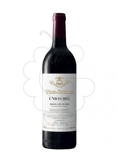 Foto Vega Sicilia Único vi negre