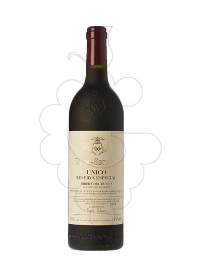 Foto Vega Sicilia Unico Reserva Especial vi negre