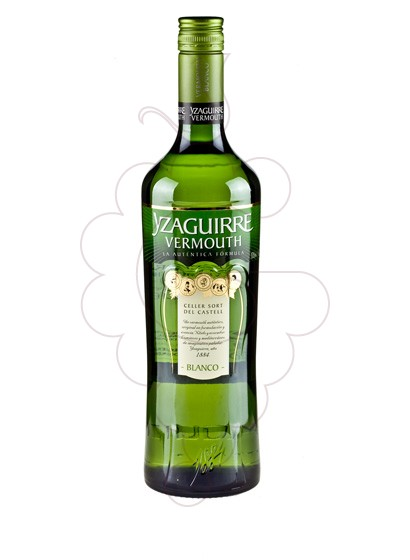 Foto Aperitiu Vermouth Yzaguirre Blanco
