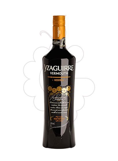 Foto Aperitiu Vermouth Yzaguirre Rojo Reserva