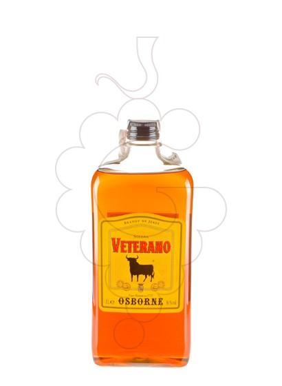 Foto Licor Veterano Petaca Plàstic