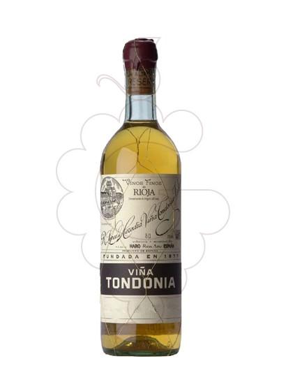 Foto Viña Tondonia Gran Reserva Blanc vi blanc
