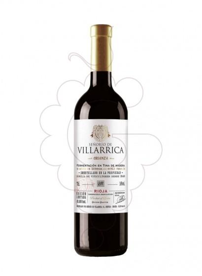 Foto Villarrica Crianza vi negre