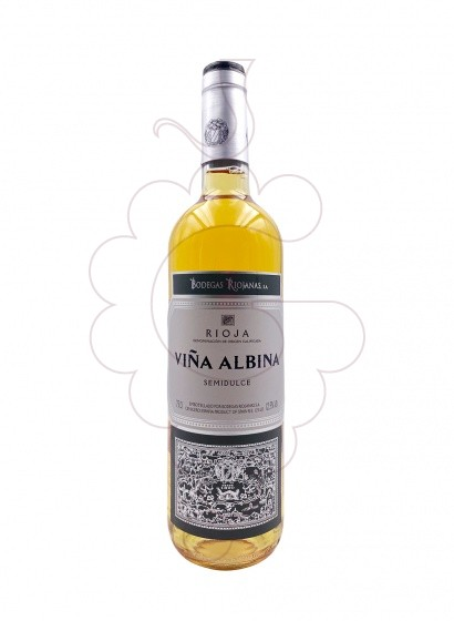 Foto Viña Albina Blanc Semi vi blanc